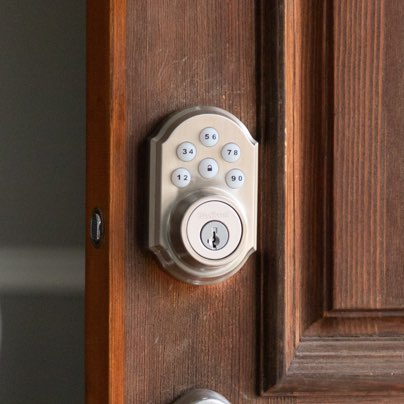 Savannah security smartlock